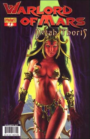Warlord of Mars: Dejah Thoris 7-A by Dynamite Entertainment