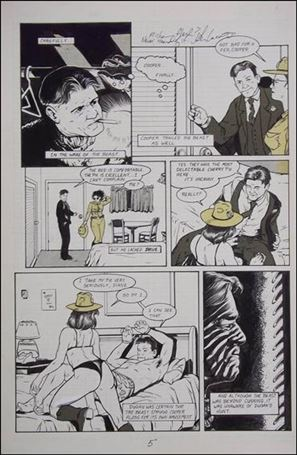 Flickering Flesh Story Page 5