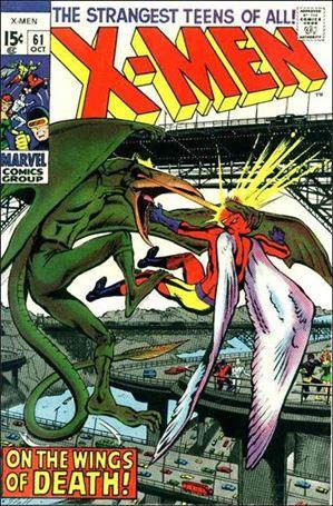 X-Men (1963) 61-A