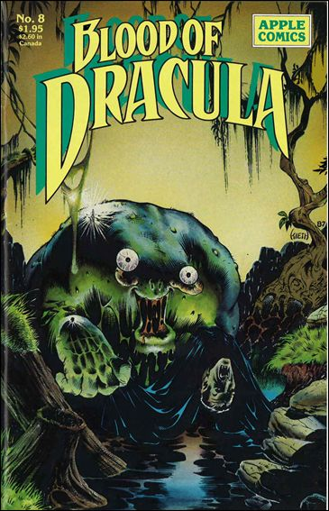 Blood of Dracula 8-A by Apple