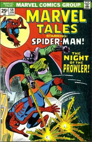Marvel Tales (1966) 59-A by Marvel