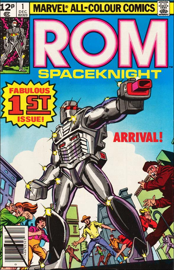 ROM (1979) 1-B by Marvel