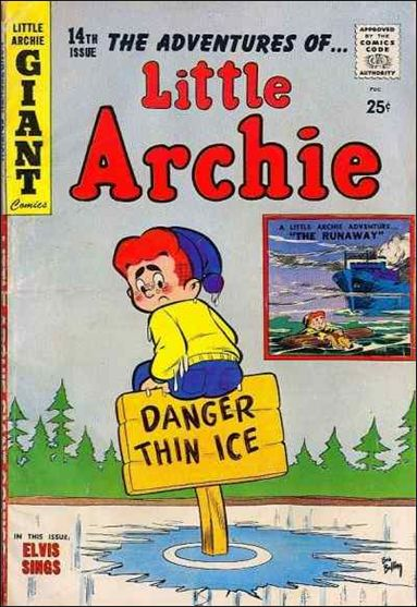 Little Archie 14-A by Archie