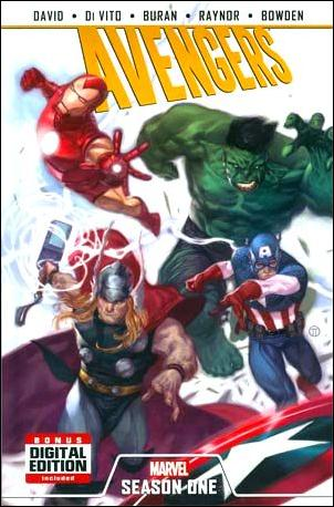 Avengers: Season One  nn-A by Marvel