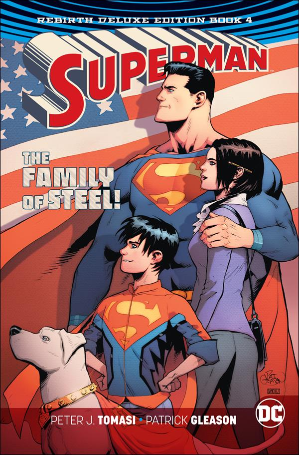 Superman: Rebirth Deluxe Edition 4-A by DC