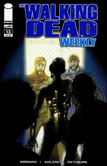 Walking Dead Weekly 13-A by Image