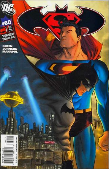 Superman/Batman 60-A by DC