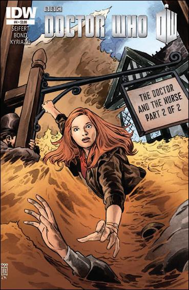 Doctor Who (2012) 4-A by IDW