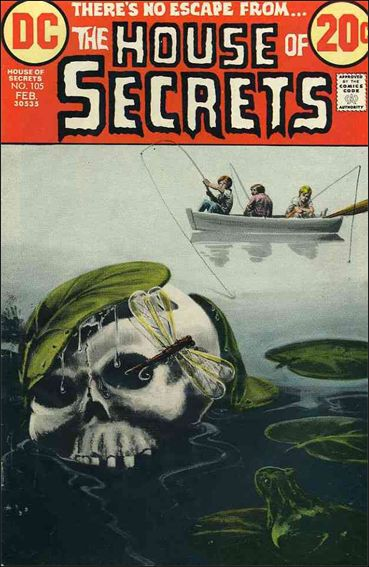 House of Secrets (1956) 105-A by DC