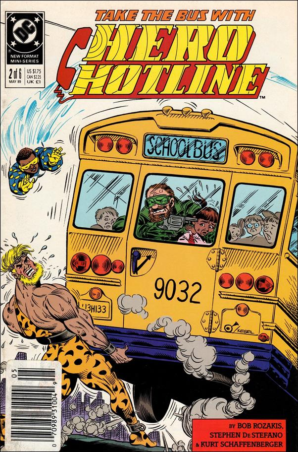 Hero Hotline 2-A by DC