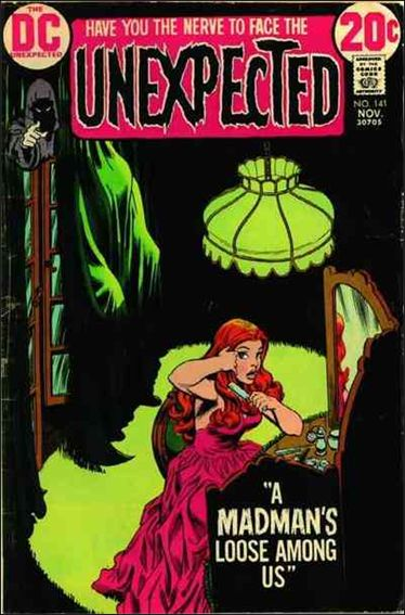 Unexpected (1968) 141-A by DC