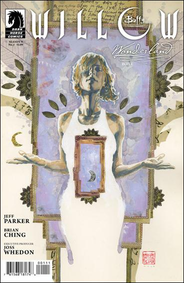 Willow (2012) 1-A by Dark Horse