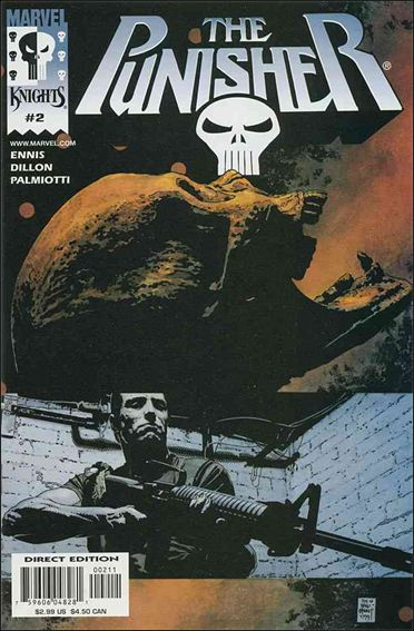 Punisher (2000) 2-A by Marvel