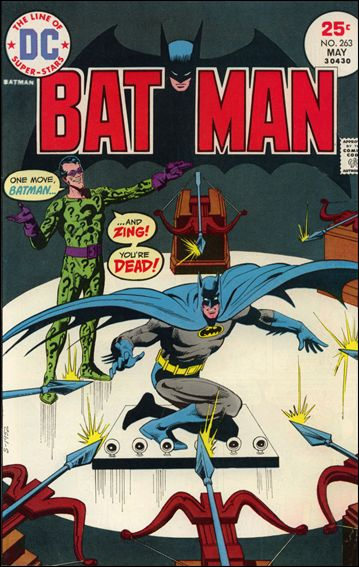 Batman (1940) 263-A by DC