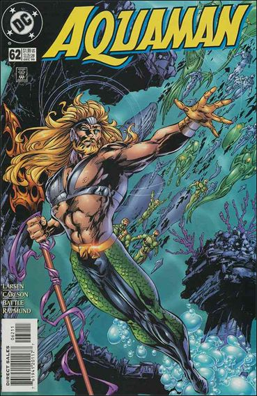 Aquaman (1994) 62-A by DC
