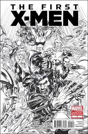 First X-Men 1-D