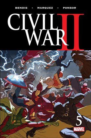Civil War II 5-A
