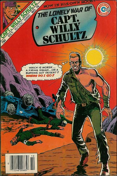 Capt. Willy Schultz 76-A by Charlton