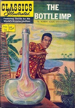 Classic Comics/Classics Illustrated 116-A