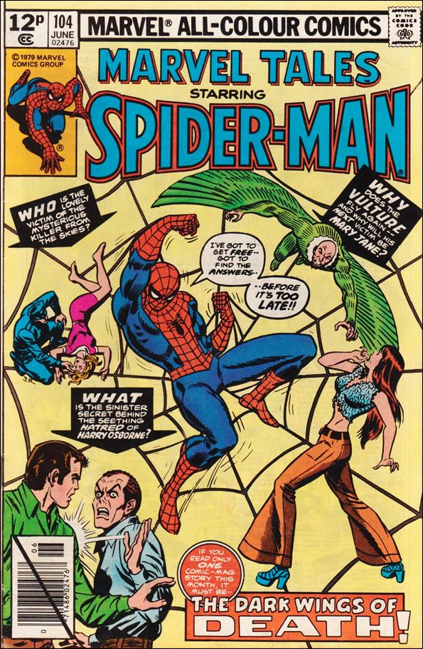 Marvel Tales (1966) 104-B by Marvel