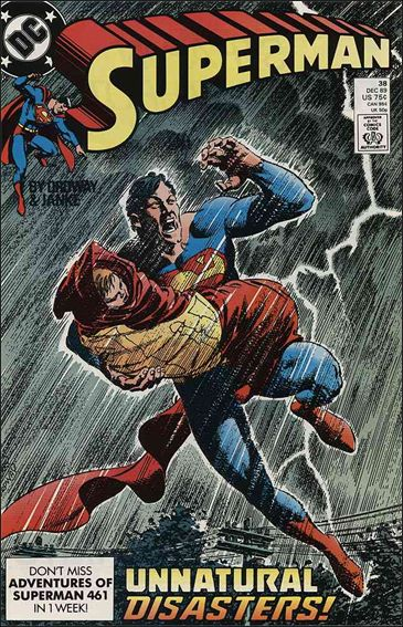Superman (1987) 38-A by DC