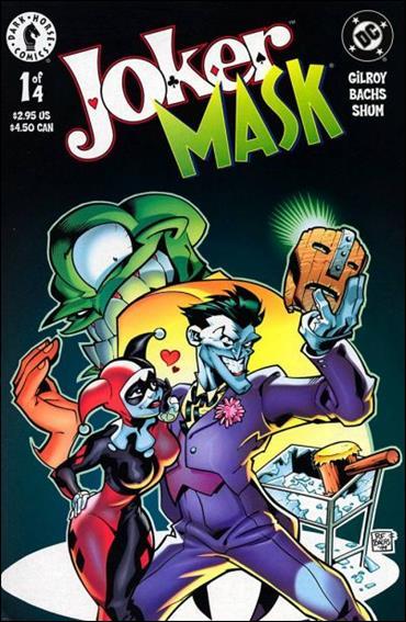 Joker/Mask 1-A by Dark Horse