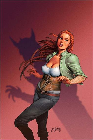 Damsels 3-B by Dynamite Entertainment