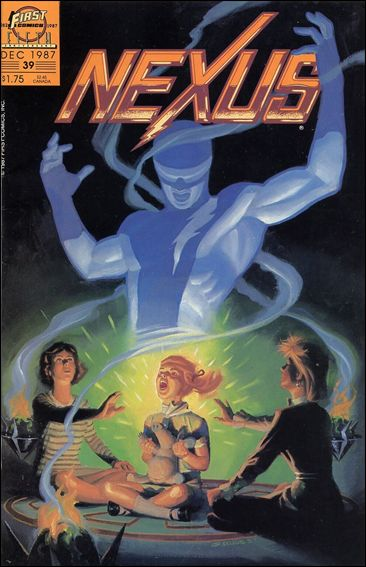 Nexus (1985) 39-A by First