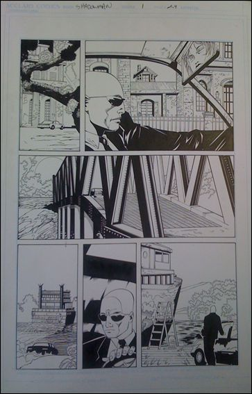 Shadowman (1999) Issue #1 Page 24 by Acclaim