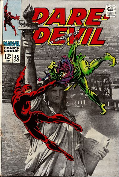 Daredevil (1964) 45-A by Marvel