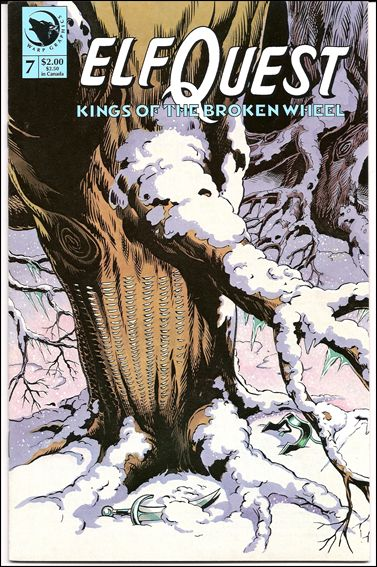 Elfquest: Kings of the Broken Wheel 7-A by Warp Graphics