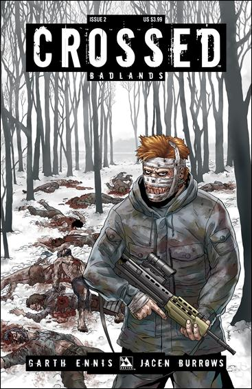 Crossed: Badlands 2-A by Avatar Press