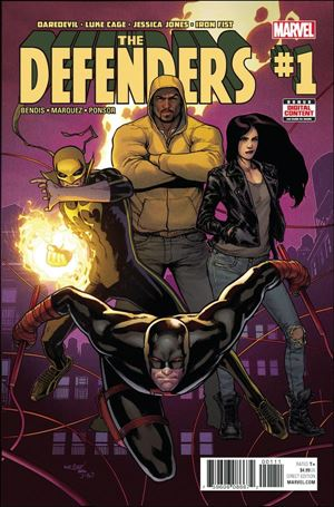 Defenders (2017) 1-A