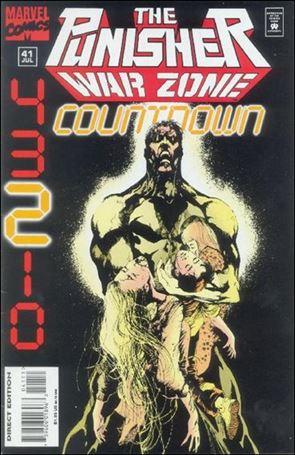 Punisher: War Zone (1992) 41-A