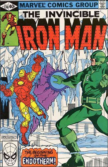 Iron Man (1968) 136-A by Marvel