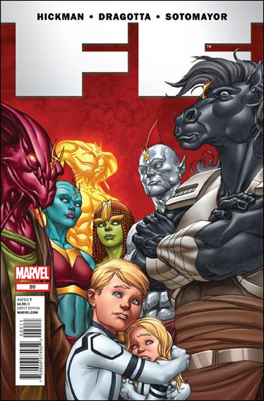 FF (2011) 20-A by Marvel