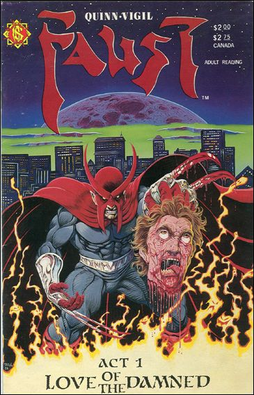 Faust (1988) 1-A by Northstar