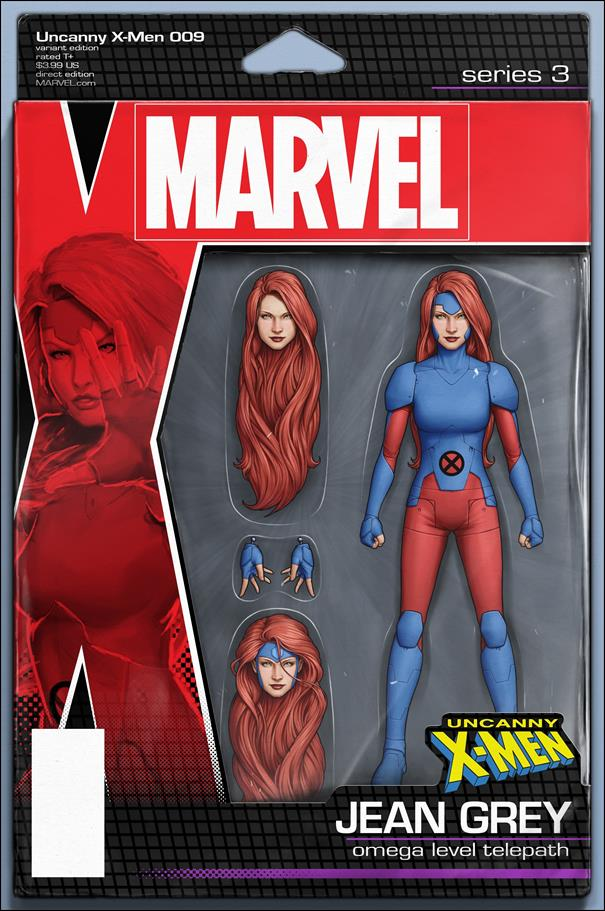 Uncanny X-Men (2019) 9-B by Marvel