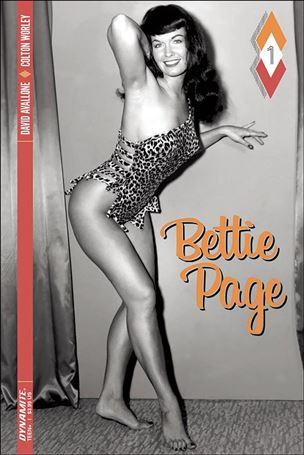 Bettie Page 1-E