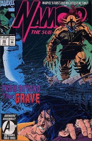Namor, The Sub-Mariner 39-A