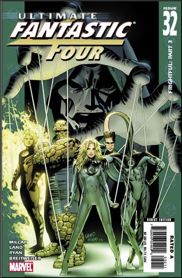 Ultimate Fantastic Four 32-A by Marvel