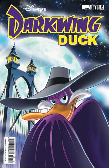 Darkwing Duck (2010) 1-A by Kaboom!
