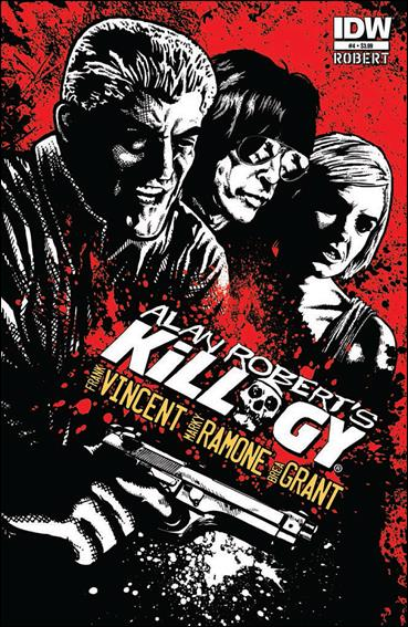 Alan Robert's Killogy 4-A by IDW