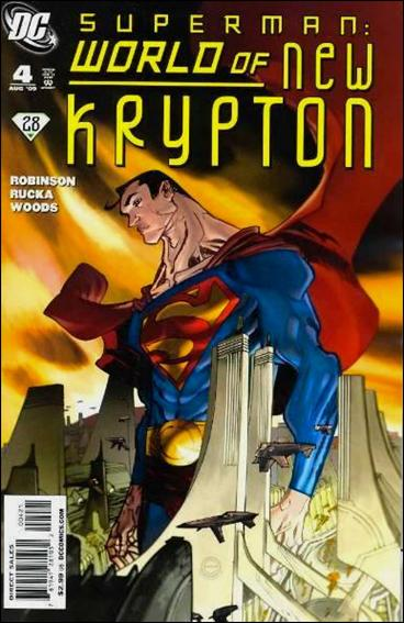 Superman: World of New Krypton 4-B by DC