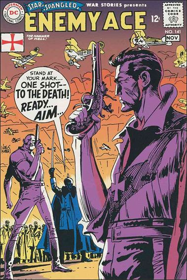 Star Spangled War Stories (1952) 141-A by DC