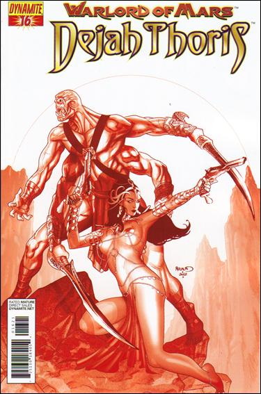 Warlord of Mars: Dejah Thoris 16-C by Dynamite Entertainment