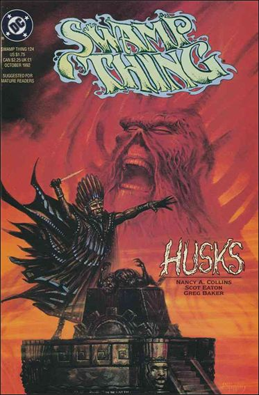 Swamp Thing (1986) 124-A by Vertigo