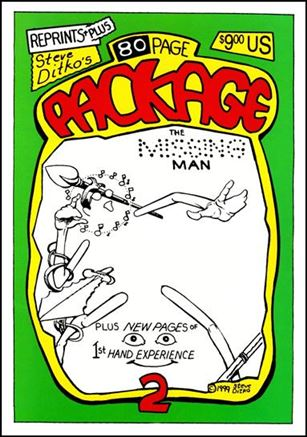 Ditko Package 2-A