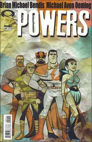 Powers (2000) 29-A by Image