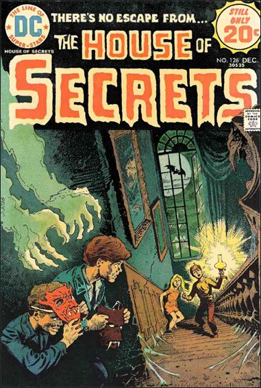 House of Secrets (1956) 126-A by DC